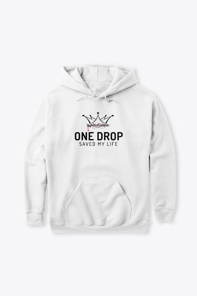 kw-onedrop-white-hoodie-front
