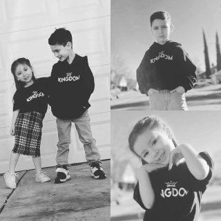 Wow!!! These Kingdom Kids Make It Look Easy!!!  But Jesus said, Suffer little children, and forbid them not, to come unto me: for of such is the kingdom of heaven. Matthew 19:14  #tshirt #customtshirts #entrepreneur #christiantshirts #instastyle #stylish #streetsyle #fashionista #instafashion #ootd #streetfashion #streetwear #hoodies #apostolicfashion #apostolic #thekingdomwear #mensfashion #womansfashion #kingdom #kingdomminded #beapostolic #christian #christiantees #christianhoodies #love #fashion #instagood #cute #happy #christiantshirts #tshirtshop