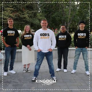 This Is How I Fight My Battles!!! . . . So shall they fear the name of the Lord from the west, and his glory from the rising of the sun. When the enemy shall come in like a flood, the Spirit of the Lord shall lift up a standard against him. Isaiah 59:19  Join The Army Of God Today!!!  #tshirt #customtshirts #entrepreneur #christiantshirts #instastyle #stylish #streetsyle #fashionista #instafashion #ootd #streetfashion #streetwear #hoodies #apostolicfashion #apostolic #thekingdomwear #mensfashion #womansfashion #kingdom #kingdomminded #beapostolic #christianhoodies #fashion #instagood #cute #happy #christiantshirts #tshirtshop #tees #lookbook #instastyle #stylish #streetsyle  #fashionblogger