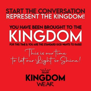 What is Your Kingdom Wear Story? We have heard so many great stories of how wearing our apparel has started the conversation between a loved one, a co-worker, a friend, a store clerk, at the gas pump, shopping at Walmart… WE WANT TO HEAR YOUR STORY!!! . . . Email Your Story | which one did you have on? . Email: erick@thekingdomwear.com . . #thekingdomwear #kingdomwearstory #kingdomminded #kingdomtestimony #igottotestify #testify #Jesus #godislove #kingdom #kingdomwear #thisisourtime #raiseupthestandard #nwyc21 #kwmerch